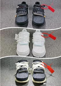 2019 Prestos 2.0 Мужская обувь с Запада дизайнерская обувь для отдыха черный белый серый повседневная дышащие кроссовки размер США 5.5-11