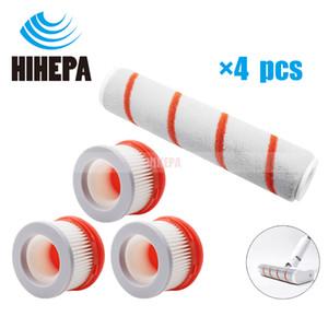 3HEPA Filter und 1Roller Bürste für XIAOMI Dreame V9 Hand Cordless Staubsauger Ersatzteile Zubehör