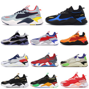 Puma RS-X Hasbro Chaussures de course Femmes Hommes Chaussures TOYS Reinvention Transformers Hommes Baskets De Sport Sneakers 36-45