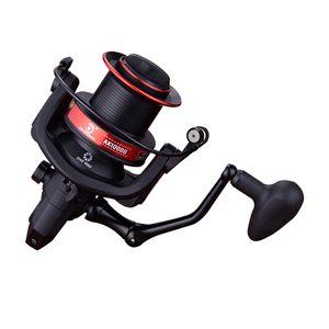 Big Trolling Sea Fishing Reels 8000-12000 Series Gear Ratio 4.1:1 Long Distant Spinning Fishing Thrower Wheel