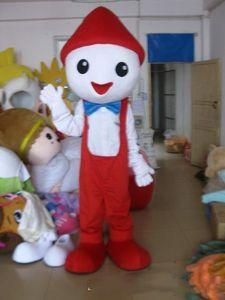 Christmas snowman Mascot Costumes Animated theme Natale elfo ragazzo Cospaly Cartoon mascotte personaggio Halloween Carnevale festa Costume