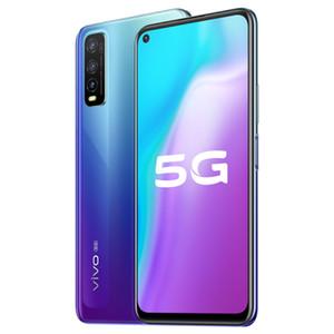 """Original VIVO Y70S 5G del teléfono móvil LTE 6 GB de RAM 128 GB ROM 880 Exynos Octa Core 6.53"""" Teléfono 48MP AI cara Identificación de huellas dactilares celular inteligente de pantalla completa"""