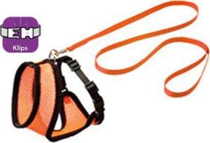 Karlie gato Correa 30cm Naranja / Negro HB-003987431