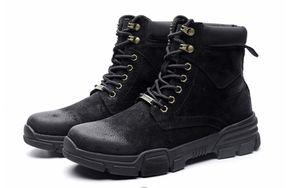Top Autumn winter 2019 new men's platform sneakers outdoor men's sneakers air cushion basketball shoes