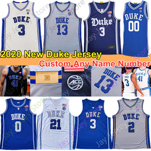 Duke Basketball Jersey NCAA College Matthew blessé Wendell Moore Jr. Jalen Johnson Jeremy Jochy DJ Steward Mark Williams Jaemyn Freinfield