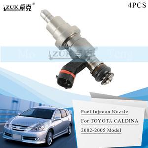 ZUK 4PCS de combustible de la boquilla del inyector de combustible desde 23.209 hasta 28.030 23.209 a 29.025 23250 a 28030 para Toyota Avensis Rav4 Opa Premio Caldina Vista Noah