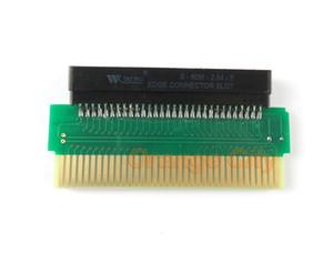 Для Famicom FC 60 Pin к NES 72 Pin FC NES CART LABEL SIDE Адаптер Конвертер PCBA с установленной микросхемой CIC