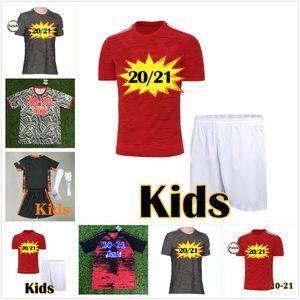 2021 manchester fernandes greeenwood pogba united soccer jerseys 19 20 21 martial rashford 2020 football jersey utd shirts man kids kits