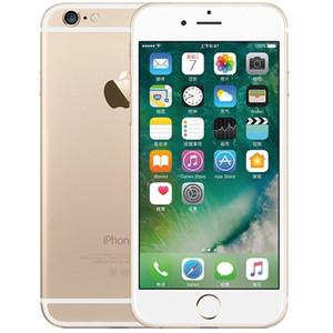 Recuperado iPhone original da Apple 6 4.7inch RAM 1G rom 16G IOS 8.0 1.4GHz 8.0 MP Câmera 4G LTE Desbloqueado Telemóveis