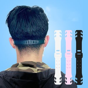 Mask Extension Buckle Adjustable Mask Rope Anti Skid Ear Strap Extension Hook Face Mask Buckle Earhook Protective StrapsT2I51065