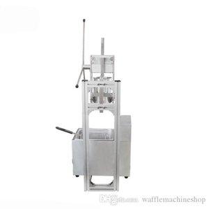 NP-284 churros spagnoli macchina per il caffè con 6L friggitrice a gas attrezzature spuntino popolare churros commerciale che fa macchina spagnola creatore di frittella