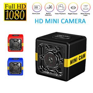 FX01 HD Mini DV Canera 1080P IR visão noturna Micro câmera de vídeo de detecção de movimento portátil TF apoio Sports DV Car DVR