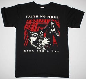 Faith No More King For A Day 95 Maglietta nera Mike Patton Mr Bungle Fantomas