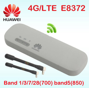 Huawei E8372 Wingle E8372H-153 Car Hotspot 4G Router Sim Slot Antena Mifi 4G Descopiou Roteador WiFi E8372H-608 Pocket Wifi Modem