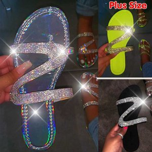 KAMUCC 2020 Frauen Neue Z-förmige Diamant Sandalen vorzügliche Kunstfertigkeit Rutschhemmende leichte bequeme Handgefertigte Flip-Flops