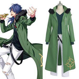 Division Rap Battle DRB GENTARO YUMENO Arisugawa Daisu Cosplay Costume Uniform