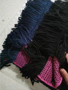 I più nuovi 35 centimetri * 180cm Donne Fashion Design Sciarpe donne delle lane di inverno della sciarpa del cachemire di alta qualità di spessore caldo sciarpa lunga A33ER
