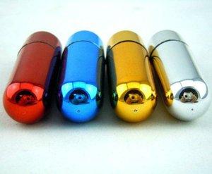 Multicolor aguçado bala vibratório Egg AV vibrador Anal Masturbação eróticas Sex Toys para mulheres Produtos sexo FY2021 20200421