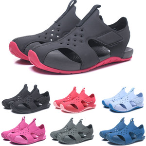 2020 all'ingrosso Estate Raggio di sole i bambini Kid scarpe da corsa della ragazza ragazzo sport giovanile dimensione della scarpa da tennis 22-35