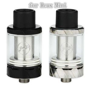 Vapesoon Reemplazo del tubo de vidrio Pyrex de 2 ml Wismec Amor Reux mini tanque depredador 228W / Elabo / Vicino tanque de 3,5 ml atomizador