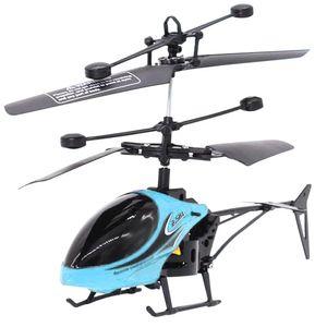 mini-drones Dron Quadrotor RC 901 2CH Voar Mini RC Infraed Indução helicóptero Flashing Light Toys