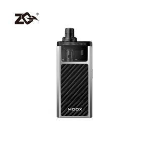 bobina 100% originale ZQ MOOX Kit 1100mAh batteria 3ml Pod 0.6ohm maglia per DTL e 1.2ohm Ni-cromo per MTL e cig
