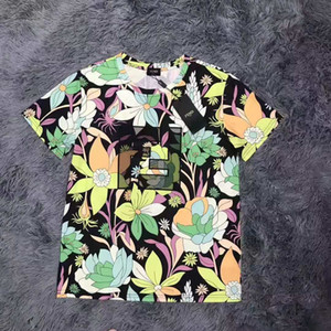 VENDITA CALDA F Brandshirts Designerluxury T-shirt F Lettera Fashion Casual Estate Tees alta qualità di lusso Girl T-shirt B105585L
