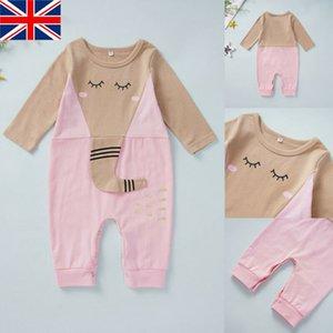 2020 nuevo patrón caliente otoño invierno recién nacido los niños del muchacho del bebé elefante Sobretodo de ropa Trajes