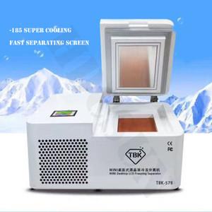 TBK-578 mini separatore schermo LCD del desktop congelatore di separazione macchina per Samsung Bordo per tablet ristrutturazione dello schermo