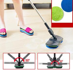 Elétrica Mop Handheld Mop Piso wireless com enceramento, Powerful Moping Pad Água Spay Mop Wiper Washer Wet Floor Robot Cleaner