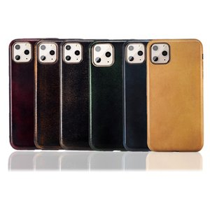 100% genuine leather phone case for Iphone genuine leather mobile phone case luxury backcover for Iphone back cover phone case