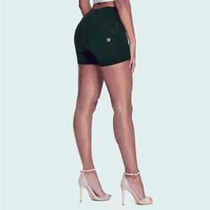 Мелодия 2020 Summer Beach шорты высокой талией Black Denim шорты женщин Ladies Лучший BuLift Йога штаны Женщины Gym
