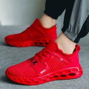 New sapatos casuais mens respirável Sneakers homens moda masculina sapatos Slip On 39s caminhada Plus Size Zapatillas Hombre