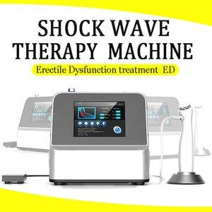 Protable extracorporea Shock Wave Therapy Shockwave elettronico onde acustiche Terapia fisica Dolore fisico Attrezzatura Therapy