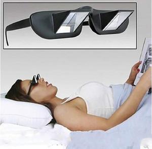 Trendy Ultra HD occhiali pigri miope con lazy specchio orizzontale specchio lettura pigra