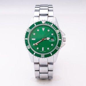 Top Luxusuhr Mens Qualitäts-Keramik-Lünette 42MM Voll Edelstahl Auto Date Automatik-Uhrwerk wasserdicht Super leuchtende Uhren 22