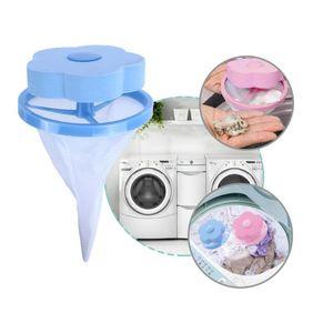 Filtre Örgü Epilasyon Catcher Kılıfı Temizleme Topları Çanta Kirli Elyaf Toplayıcı Çamaşır Makinesi Filtre Çamaşır Topları Diskler