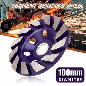 "1pcs 4 "" 100mm Diamond moing Wheel Disc Bowl Shape moing Cup betão Granito Pedra Cerâmica Para Corte Disco"