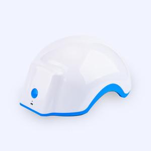 домашнего использования низкого уровня лазерной терапии для роста волос отрастания ухода, омоложения, шлем устройство 678nm Нили диода крышка анти потеря волос Лечение машины