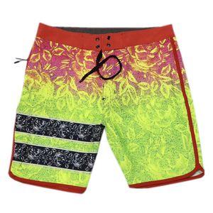 YENİ MODA beachshorts Mens Bermudas Şort elastan Spandex Boardshorts Swim Sandıklar Artı boyutu Surf Pantolon Kurulu Şort Erkek Casual Şort