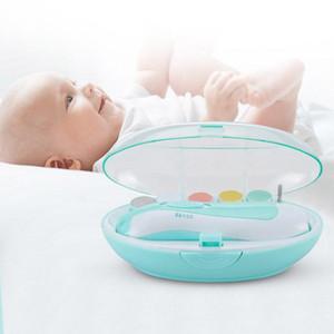 Baby-Automatic Electric Nagel Trimmer Baby-Nagel-Scherer-Multi-Funktions-elektrische Maniküre-Satz-Nagel Gerätebabypflege Zubehör YYA15