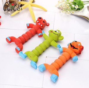 Dog toys dog supplies sound chew squeaker squeaky cat toys lovely pet toys monkey pig dog
