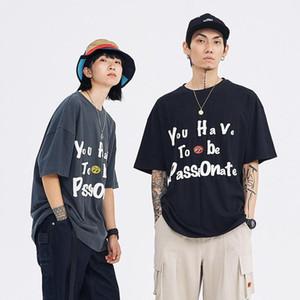 2020 New Mens Womens Designer T-Shirts Fashion Mens Womens Summer Tshirts Brand Short Sleeves Letters Print M-2XL Spring T-shirts 2051302V