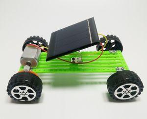 اختراع صغيرة للطاقة الشمسية مركبة صغيرة سيارة شمسية ترقية لوحة قوس الشمسية
