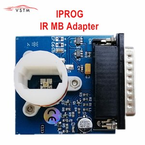 2019 New IR MB +CAN BUS+K-LINE adapter For IPROG+ IProg Pro Programmer iProg