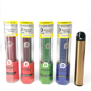 영겁 Stigs 퍼프 바 일회용 대 POSH PLUS Disposables를 Vape 포드 스타터 키트 280mAh 배터리 2.0 ㎖ 카트리지 Vape 펜