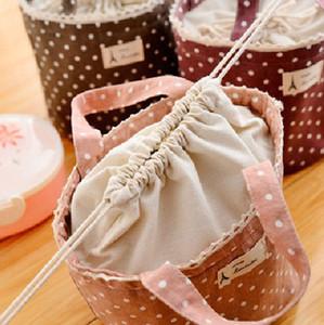 Designer-isolata termica Cooler Bag Lunch Box Tote portatile picnic Pouch borse contenitore del pranzo all'ingrosso