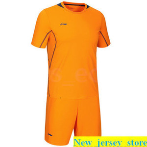 Top personalizzato maglie calcio poco costoso libero di sconto all'ingrosso qualsiasi nome qualsiasi numero Personalizza Football Shirt formato S-XL 545