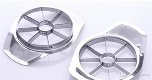 Küche, Esszimmer Bar Gadgets Edelstahl Apple-Cutter Slicer Obst Werkzeuge