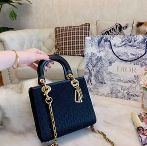 A tracolla in pelle di cuoio originale all'ingrosso della fabbrica delle donne sacchetto di alta qualità borse femminili borsa -0191